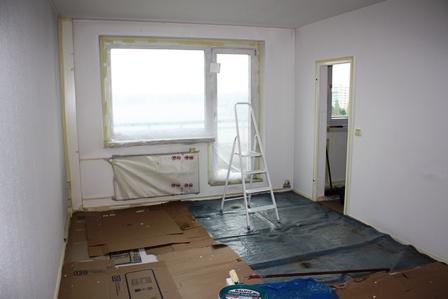 Ratgeber Wohnung tapezieren