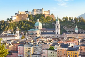 Kurzurlaub in Salzburg