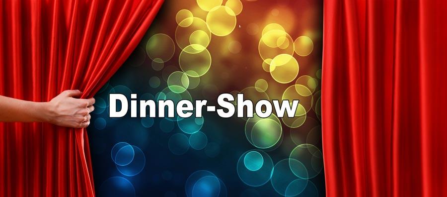 Dinnershow-Events in der Erlebnisgastronomie